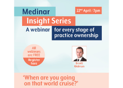 Medinar Insight Series - When are you going on that world cruise